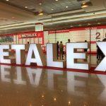 METALEX2018 レポ