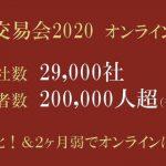 広州交易会2020オンライン開催 レポ(できず)