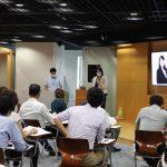 ライフスタイルweek関西出展企業のための合同研修